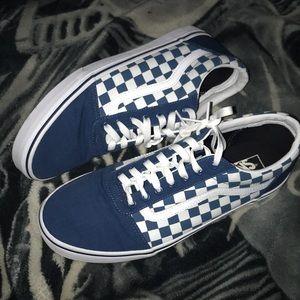 Vans shoe size 11